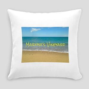 Chappaquiddick Beach Everyday Pillow