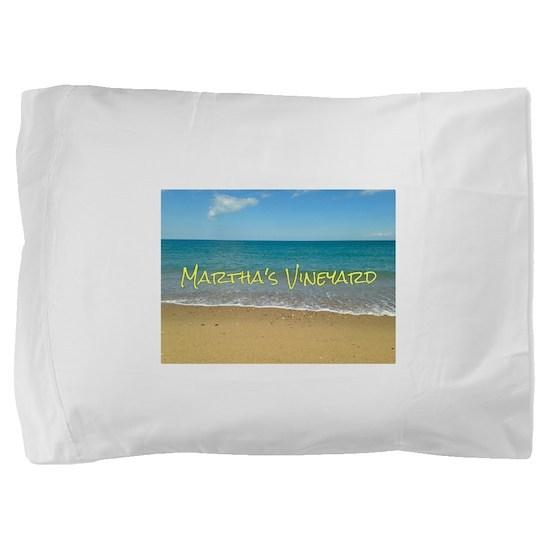 Chappaquiddick Beach Pillow Sham