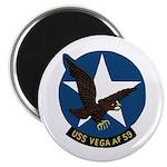 """USS Vega (AF 59) 2.25"""" Magnet (10 pack)"""