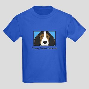 Anime TW Coonhound Kids Dark T-Shirt