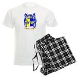 Nesovic Men's Light Pajamas