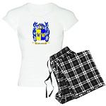 Nesovic Women's Light Pajamas