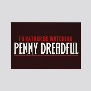 Penny Dreadful Rectangle Magnet