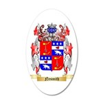 Nesmith 20x12 Oval Wall Decal
