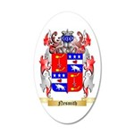 Nesmith 35x21 Oval Wall Decal