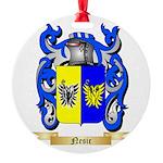 Nesic Round Ornament