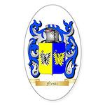 Nesic Sticker (Oval 50 pk)