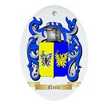 Nesic Oval Ornament