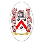 Nesbitt Sticker (Oval 10 pk)