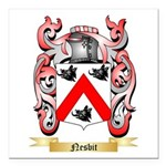 Nesbit Square Car Magnet 3