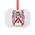 Nesbet Picture Ornament