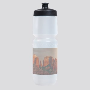 Rainbow In Grand Canyon Sports Bottle