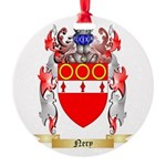 Nery Round Ornament