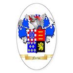 Nerva Sticker (Oval 50 pk)