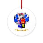 Nerva Round Ornament