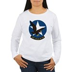 USS Vega (AF 59) Women's Long Sleeve T-Shirt