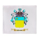 Nerone Throw Blanket