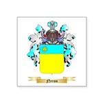 Neron Square Sticker 3