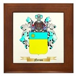 Neron Framed Tile