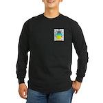 Nero Long Sleeve Dark T-Shirt