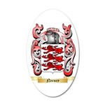 Nerney 20x12 Oval Wall Decal