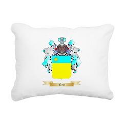 Neri Rectangular Canvas Pillow