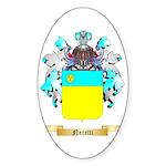 Neretti Sticker (Oval)