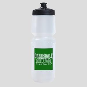 Greendale Community College Sports Bottle