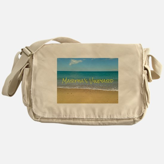 Chappaquiddick Beach Messenger Bag