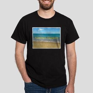 Chappaquiddick Beach Dark T-Shirt