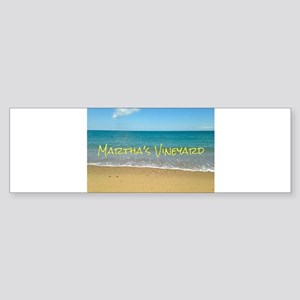 Chappaquiddick Beach Sticker (Bumper)