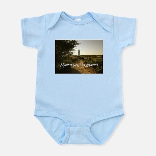 Lighthouse Path Infant Bodysuit