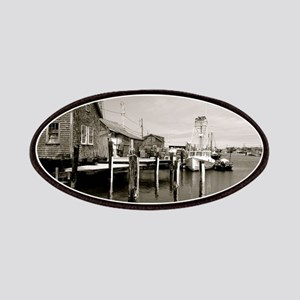 Menemsha Black & White Patch
