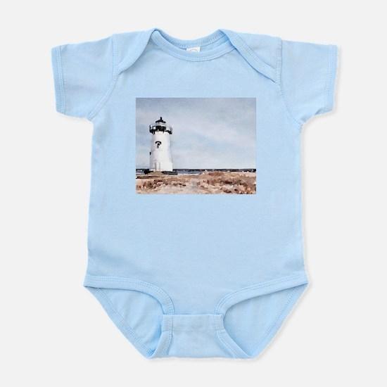 Edgartown Lighthouse Infant Bodysuit