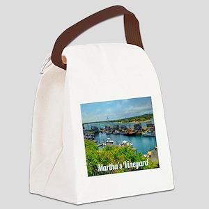 Menemsha Canvas Lunch Bag