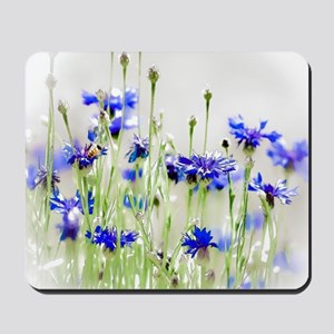 So Many Flowers, So Little Time Mousepad