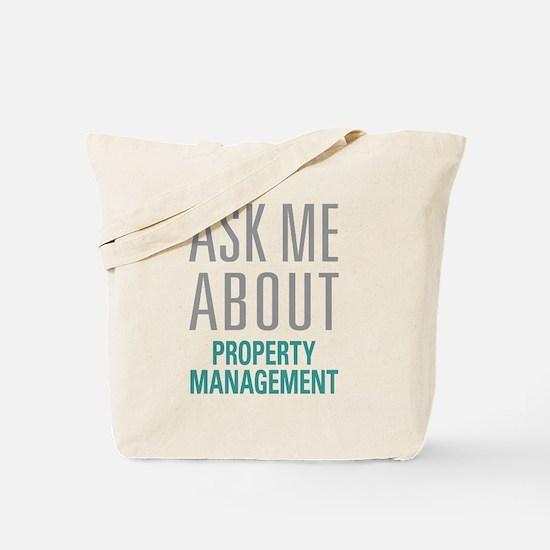 Property Management Tote Bag