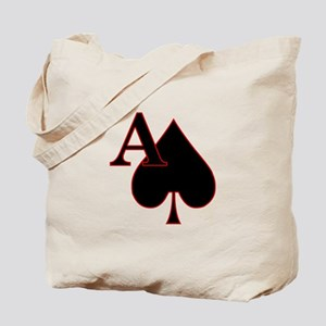 aceOfSpades Tote Bag