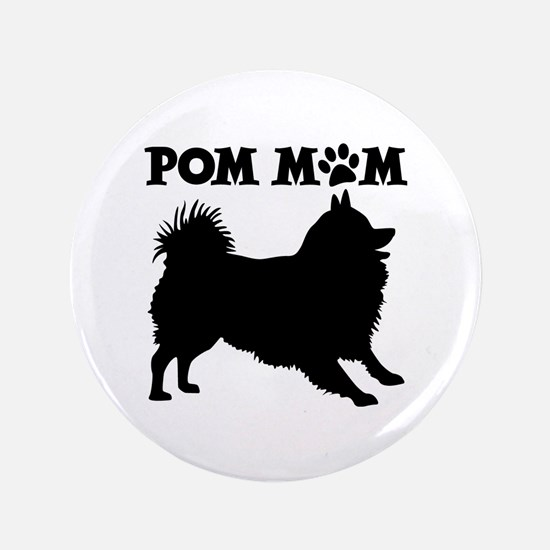 POM MOM Button