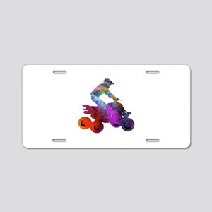 ATV Aluminum License Plate