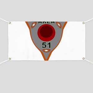 AREA 51 REVERSE ENGINEERING Banner
