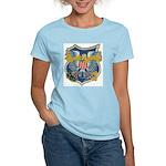 USS EMBATTLE Women's Light T-Shirt