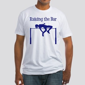 HIGH JUMP Fitted T-Shirt