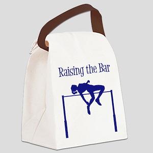 HIGH JUMP Canvas Lunch Bag