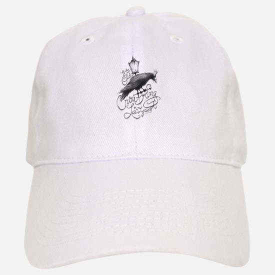 Crow King Baseball Baseball Cap