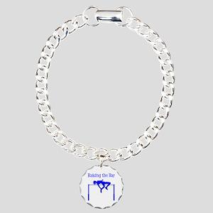 HIGH JUMP Charm Bracelet, One Charm