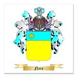 Nere Square Car Magnet 3