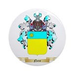 Nere Round Ornament