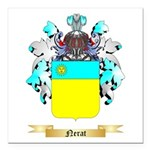 Nerat Square Car Magnet 3