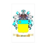Nerat Sticker (Rectangle 10 pk)